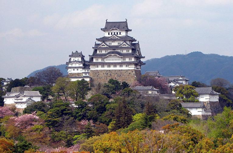 Замок Химэдзи, Япония