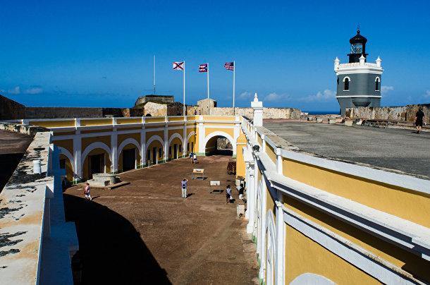 Сан-Фелипе Дель Морро, Пуэрто-Рико