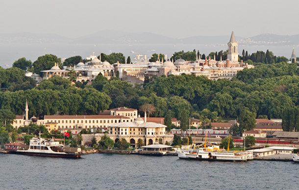 Топкапы, Турция