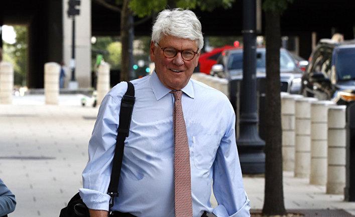 Американский юрист Грег Крэйг