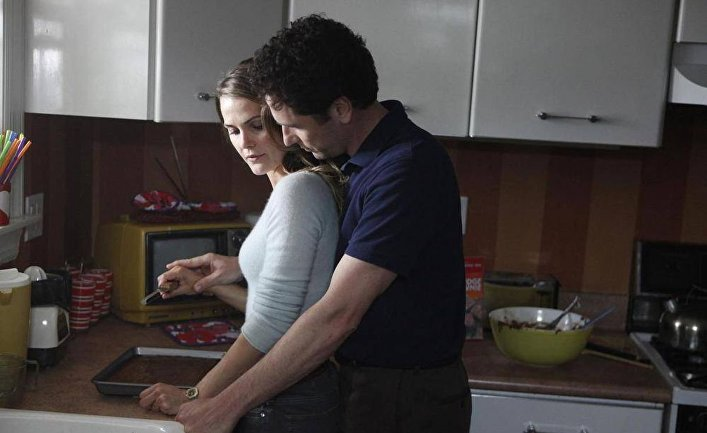 Кадр из телесериала «Американцы»