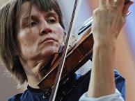 Репетиция Виктории Мулловой и Российского национального оркестра