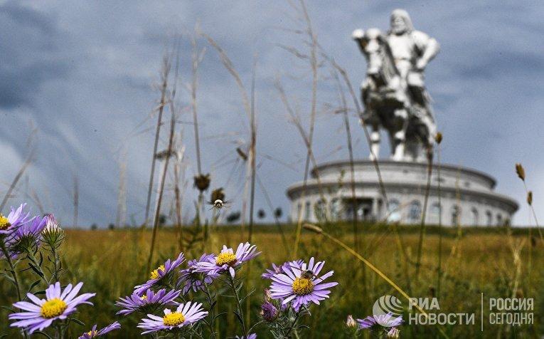 Страны мира. Монголия