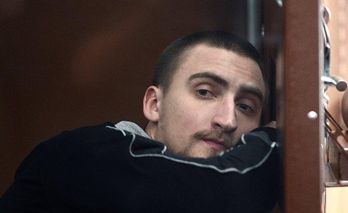 Заседание суда по делу П. Устинова