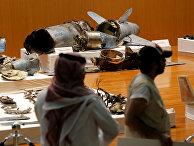 Иранская крылатая ракета и беспилотники, используемые в недавнем нападении на нефтяной комплекс в Саудовской Аравии