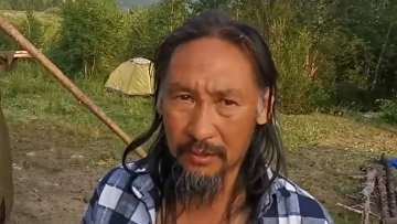 Воин шаман Александр Габышев