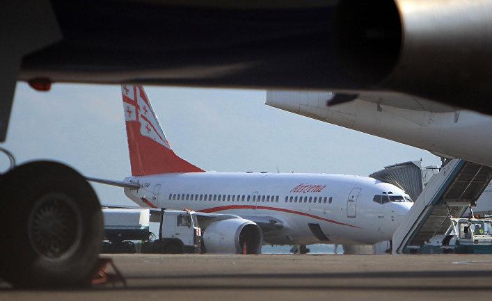 Возобновление авиасообщения между России и Грузией