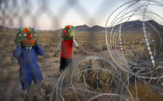 Участники штурма Зоны 51 в штате Невада