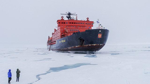 News PostSeven (Япония): в связи с глобальным потеплением роль России в Арктике резко возрастет