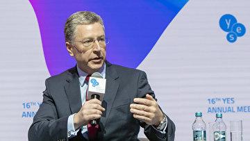 Американский дипломат Курт Волкер