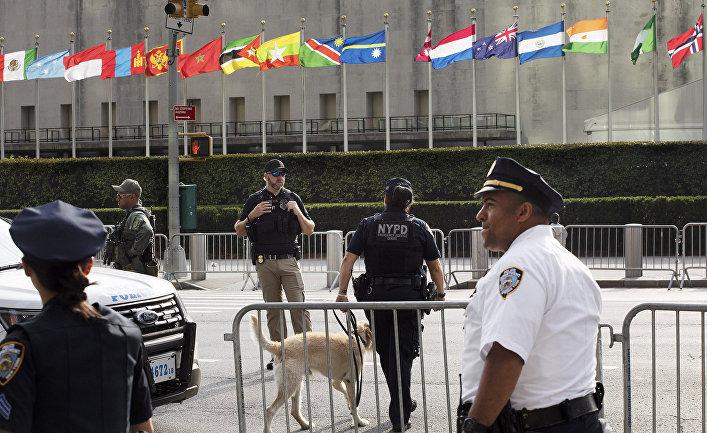 Подготовка к Генеральной Ассамблеи ООН в Нью-Йорке