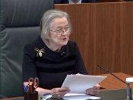 Председатель Верховного суда Великобритании леди Хейл