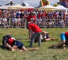 Регби и бои без правил: кила - жестокая руссская игра