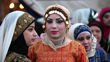 Палестинские невесты