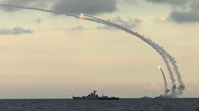 KXAN (США): два фрегата Черноморского флота направились в Средиземное море через турецкие проливы