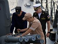 Учения Черноморского флота
