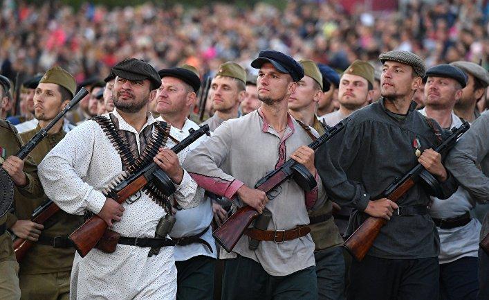 День независимости в Минске