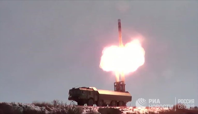 """Первый пуск крылатой ракеты """"Оникс"""" на Чукотке"""