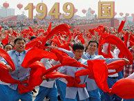 01 октября 2019. Празднование 70-летия Китайской народной республики
