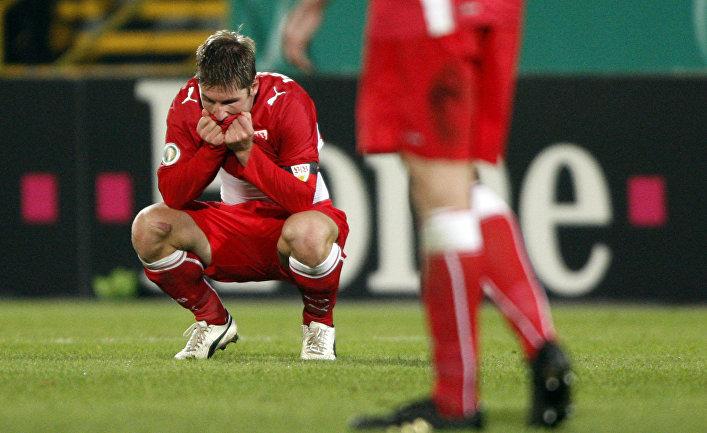 Тексты на немецком языке с переводом про футбол