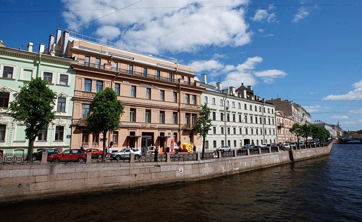 Домина Престиж Отель в Санкт-Петербурге