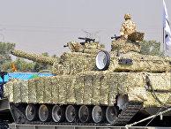 Иранский танк Зульфикар