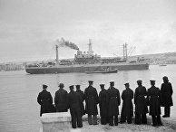Американский штабной корабль