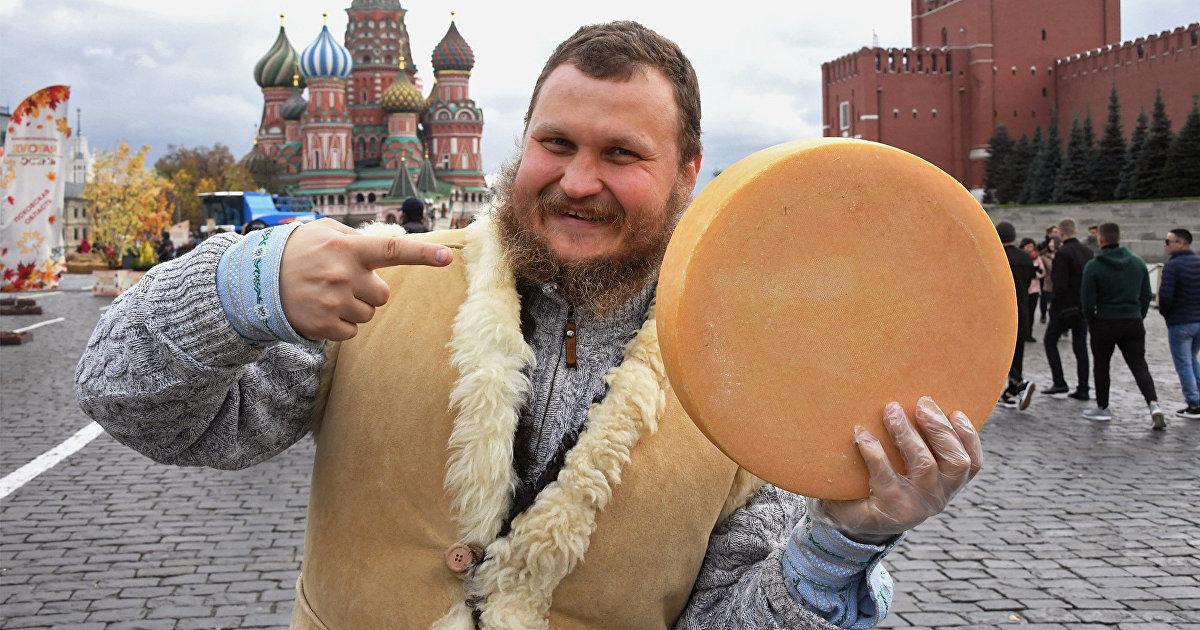 Торговец сыром: санкции помогают России (Aftonbladet, Швеция)