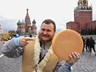 """Открытие Национального гастрономического фестиваля """"Золотая осень"""""""