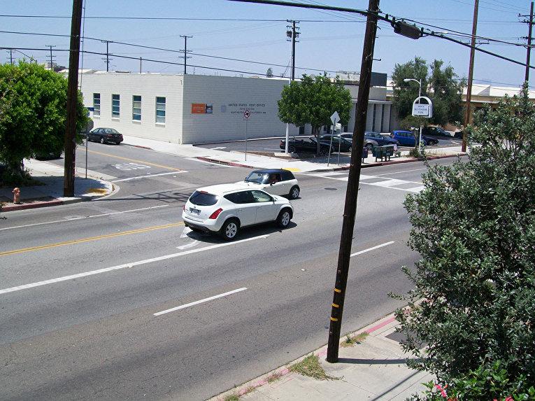 Хантингтон-Парк, Калифорния