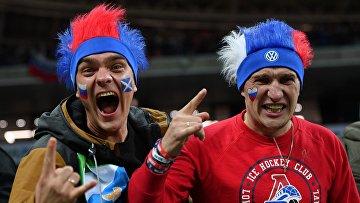 Футбол. Отборочный матч Евро-2020. Россия - Шотландия