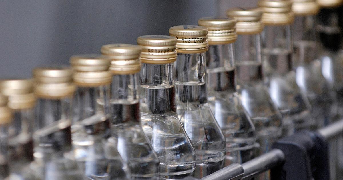 В России выросли минимальные розничные цены на водку и коньяк