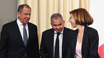 Заседание российско-французского Совета сотрудничества по вопросам безопасности