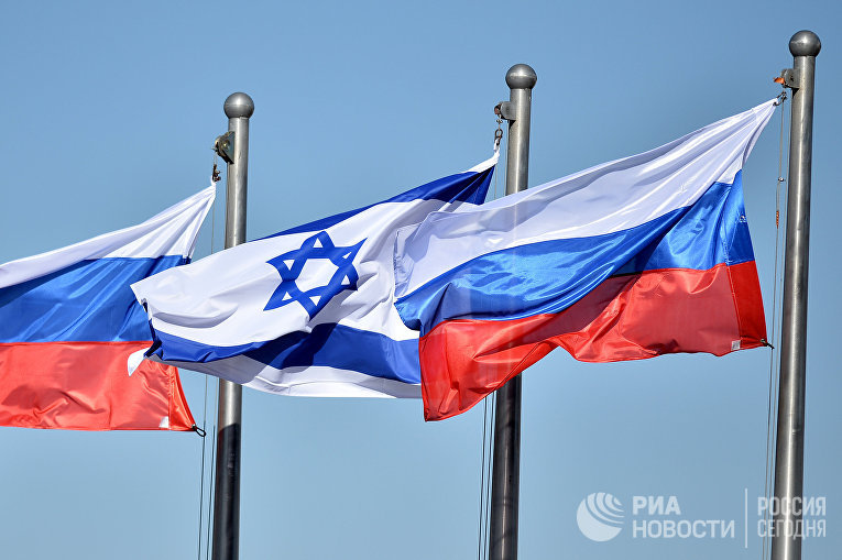 Официальный визит делегации Совета Федерации РФ во главе с Валентиной Матвиекно в Израиль