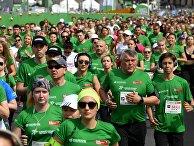 Зеленый Марафон Бегущие Сердца 2019