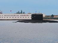 Празднование Дня Военно-морского флота России