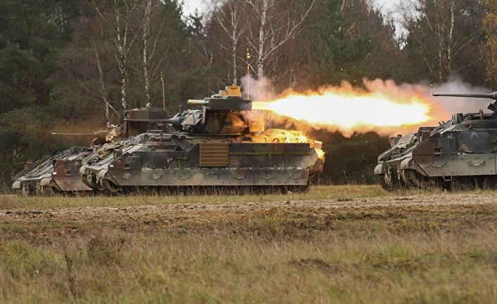БМП M2 Bradley
