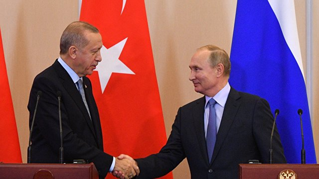 Sabah (Турция): 8-миллиардное соглашение с Россией