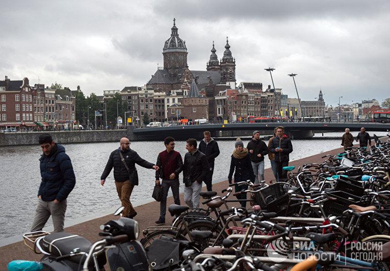 Города мира. Амстердам