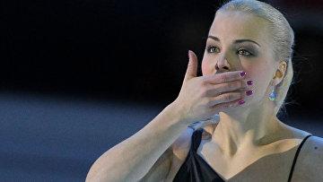 Финская фигуристка Кира Корпи