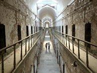 Тюрьма в Филадельфии, штат Пенсильвания, США