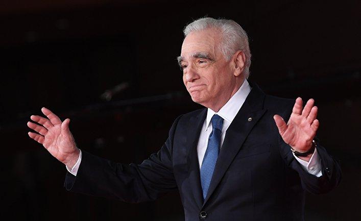 Режиссер Мартин Скорсезе, Римский кинофестиваль