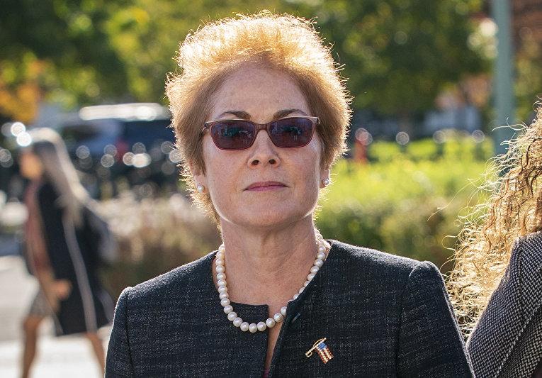 Бывший посол США на Украине Мари Йованович