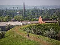 Район села Андреевка