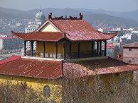 Посёлок Суйфыньхэ, Китай