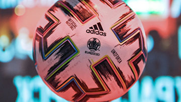 Представление формы сборной России к ЧЕ-2020 по футболу