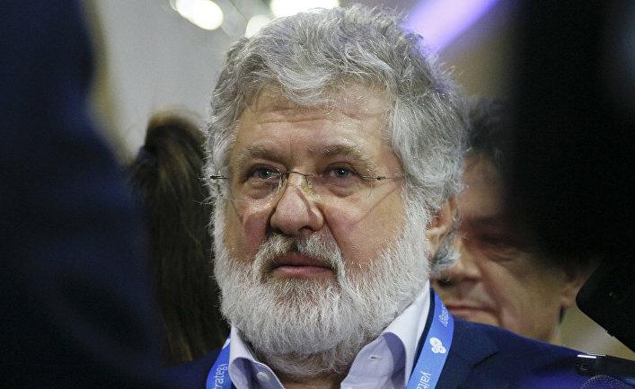 Украинский олигарх Игорь Коломойский
