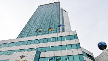 Здание Министерства инфраструктуры Украины в Киев