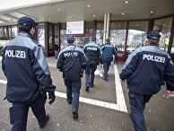 Полицейские в Швейцарии