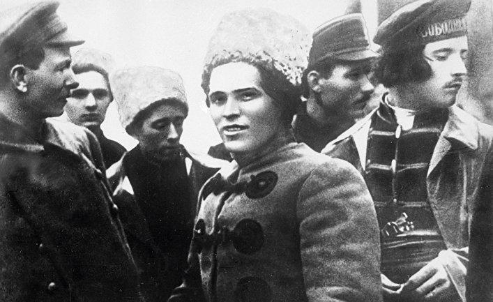 Нестор Иванович Махно (1888-1934) — революционер-анархист